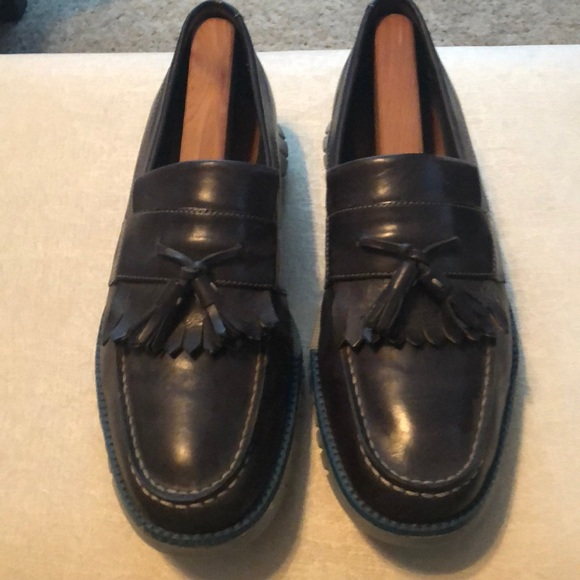 aea31e50df1 ZeroGrand Tassel Loafers
